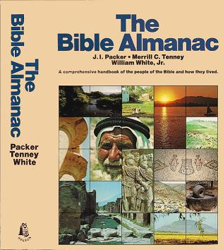 Book cover for The Bible Almanac